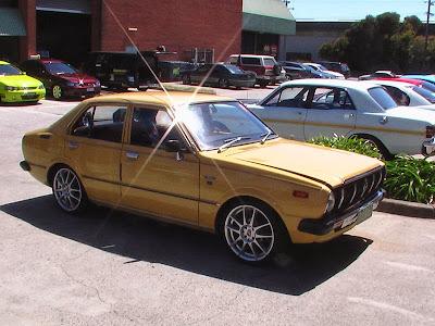 toyota corolla klasik tahun 1979