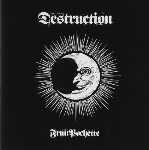 FRUITPOCHETTE – 月光-Destruction-/Fruitpochette – Gekko – Destruction – (2014.02.26/MP3/RAR)
