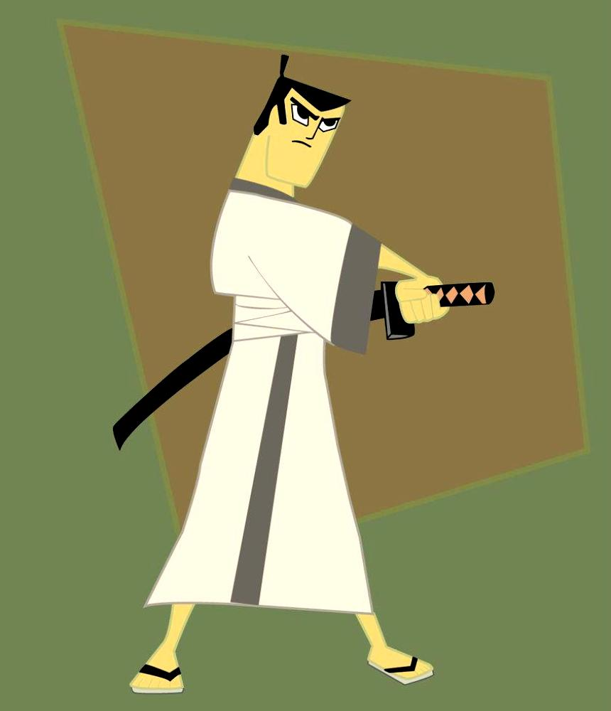 Samurai Jack Cartoon Picture 1