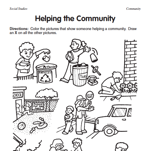 Worksheet 8001035 Kindergarten Social Studies Worksheets 1000 – Social Studies Worksheets for Kindergarten