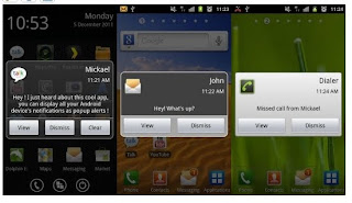 Popup Notifier Plus 4.2 apk