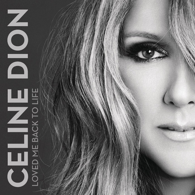 Celine Dion - Loved Me Back To Life - copertina traduzione testo video download