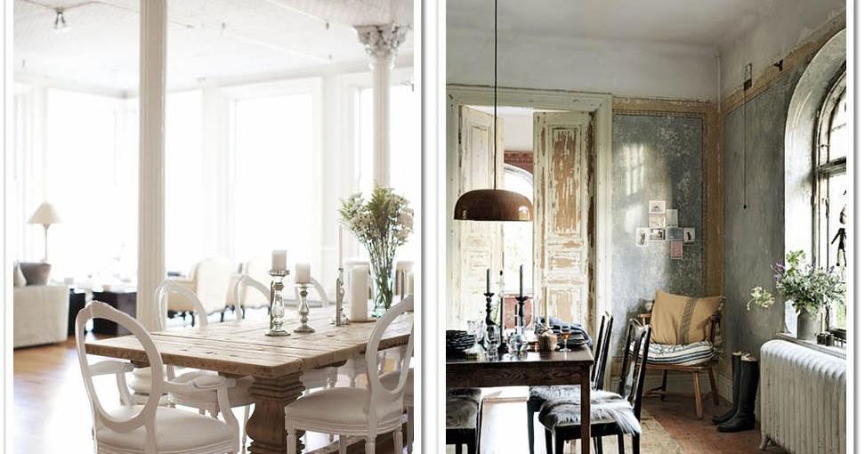 Una sedia per ogni tavolo shabby chic interiors for Sedie per studiare