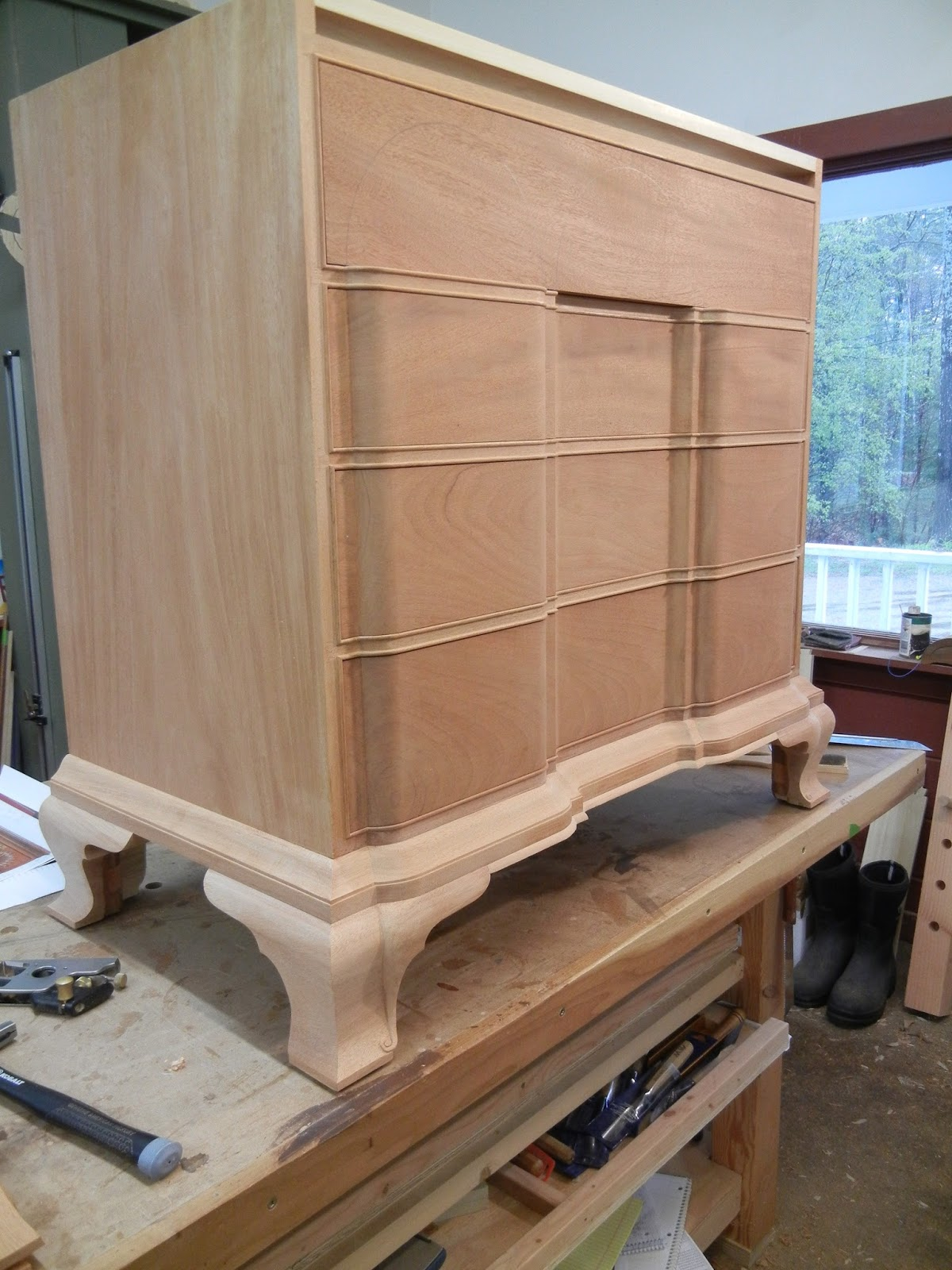 making reproduction furniture