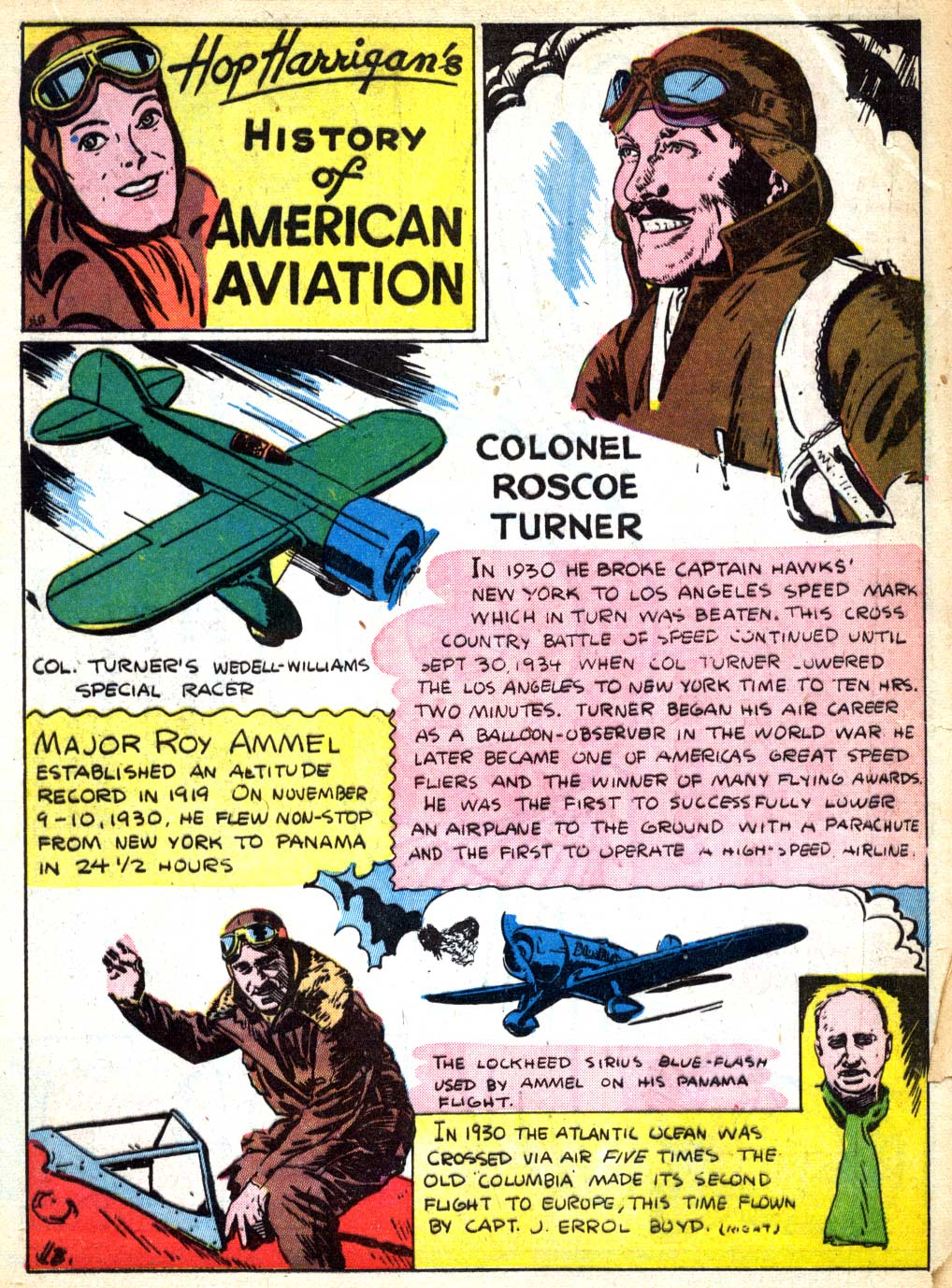 Read online All-American Comics (1939) comic -  Issue #28 - 33