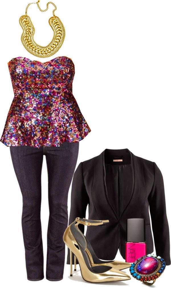 Outfits y Conjuntos para Gorditas