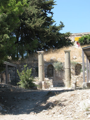 Western Archaeological Site Kos