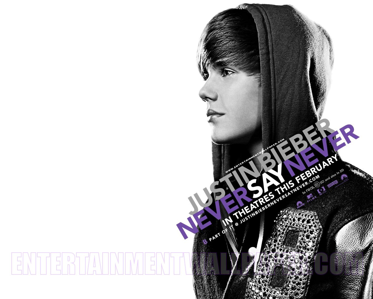 Justin Bieber Never Say Never wallpaper Download - justin bieber never say never wallpapers