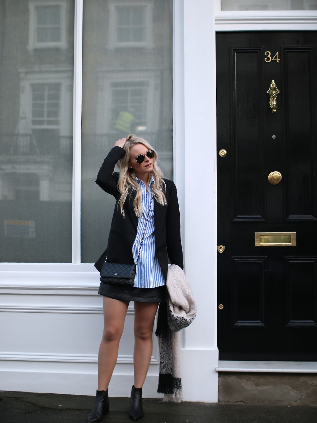 how to style a button up shirt