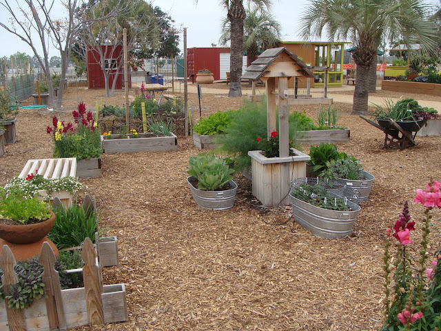 Orange County Great Park Farm and Food Lab via The Sunshine Grove