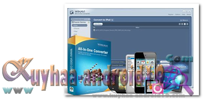 WINAVI ALL IN ONE CONVERTER 1.7.0.4715 FINAL