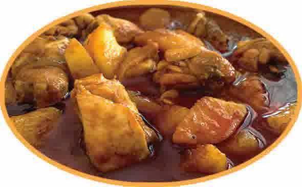 Resep Cara Membuat Kari Ayam Kampung Kental