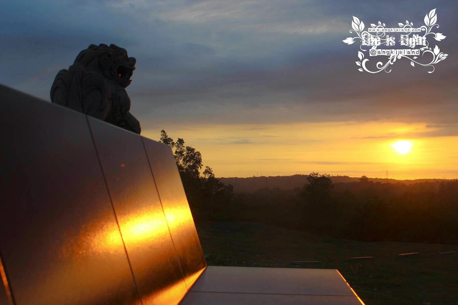 Sunsetnya Jogja