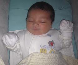 New baby Isaiah!