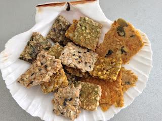 crackers sans gluten mix