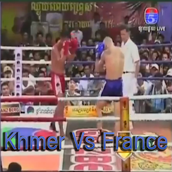 [ Bayon TV ] Kun Khmer International ( Khmer Vs France ) - TV Show, Bayon TV, Bayon Boxing