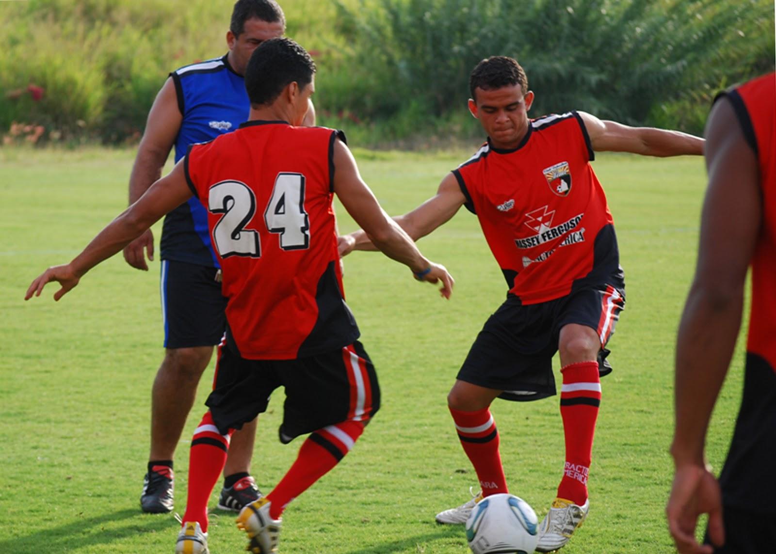 El Deportivo Lara trabajó en base a no recibir más goles en táctica