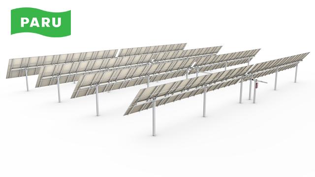 [PARU Solar Tracker]PARU Single Axis Tracker