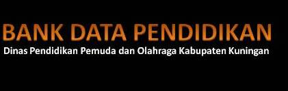 BANK DATA PENDIDIKAN