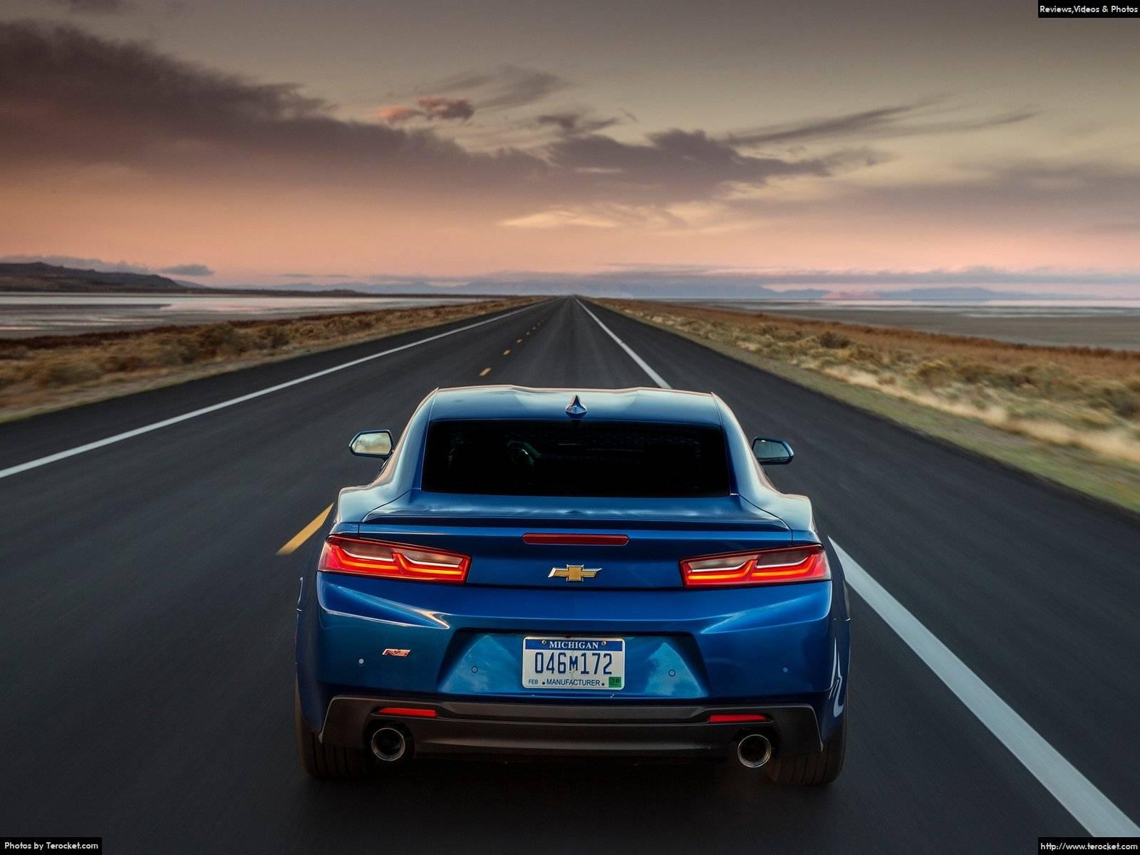 Hình ảnh xe ô tô Chevrolet Camaro 2016 & nội ngoại thất