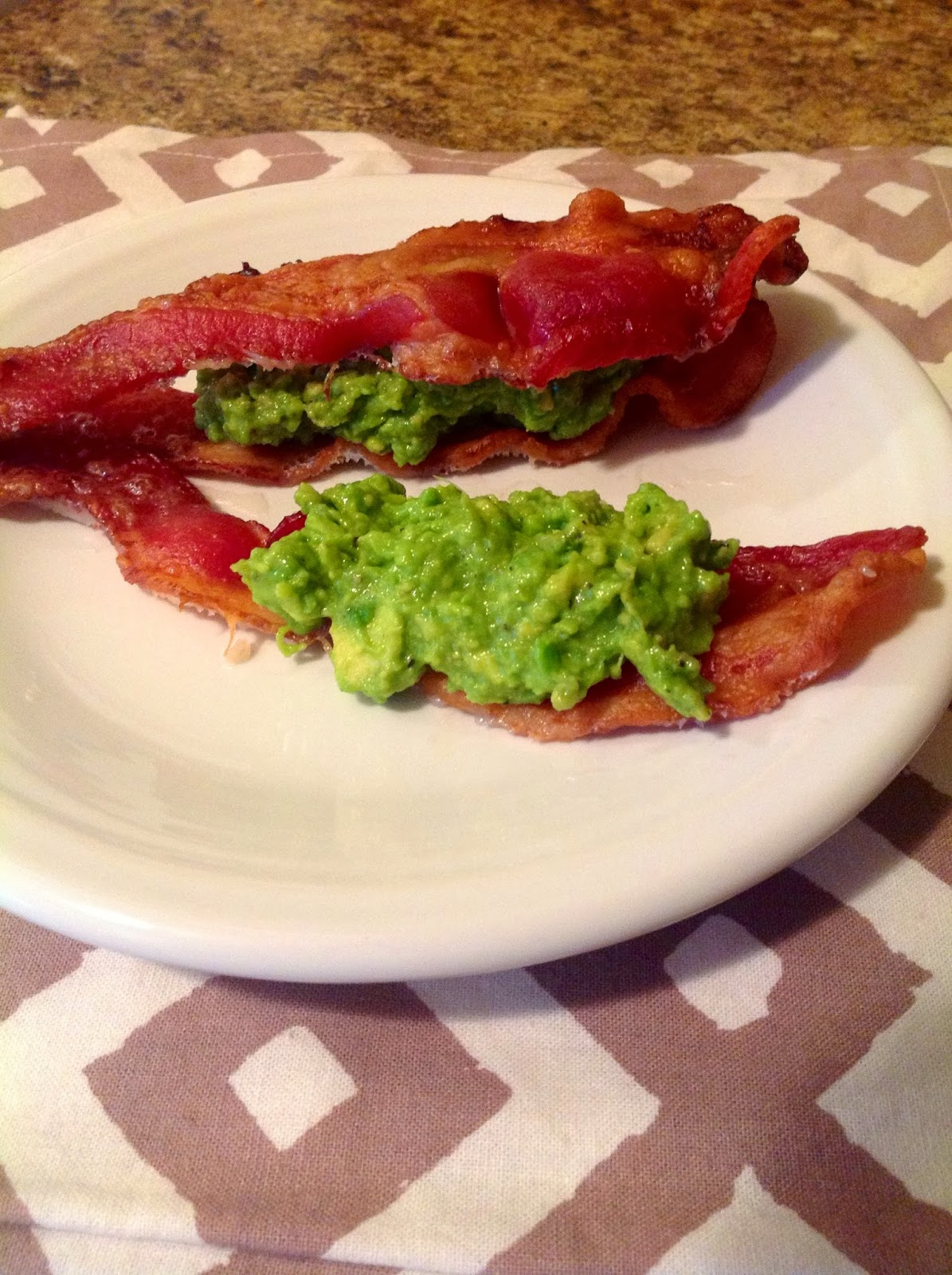 Stayin' Up With The Stanleys: Paleo Snack Time: Bacon ...