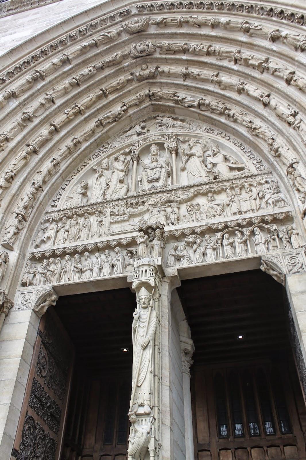 Entre Comillas: CARTE POSTALE DE PARIS X: Notre Dame