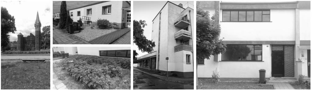 Neuigkeiten und Bilder aus Dessau Süd, Törten und Haideburg