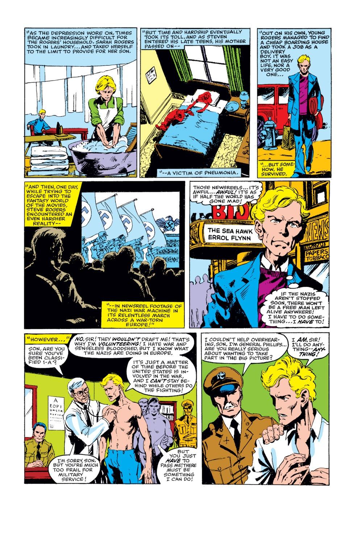 Captain America (1968) Issue #255 #170 - English 4