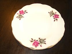 Dessert Platter Two Tone