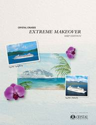 Crystal Cruises 2013 Cruise Brochure Features New Mediterranean Ports.