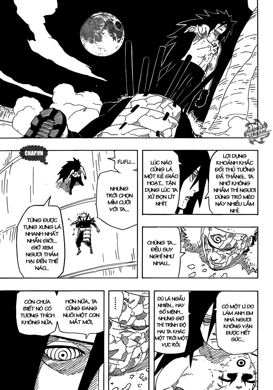 Naruto chap 661 Trang 9 - Mangak.info