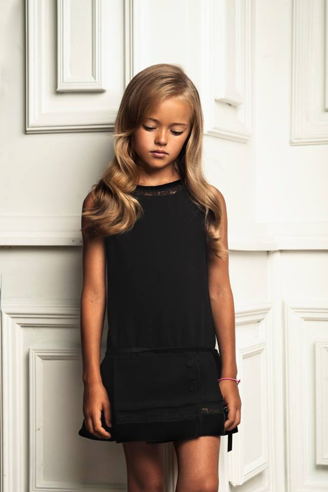 Alalosha vogue enfants child model kristina pimenova russia - Modern tuinmodel ...