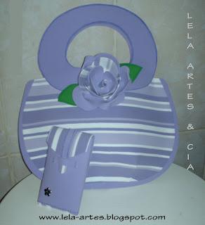 bolsas de eva para crianças