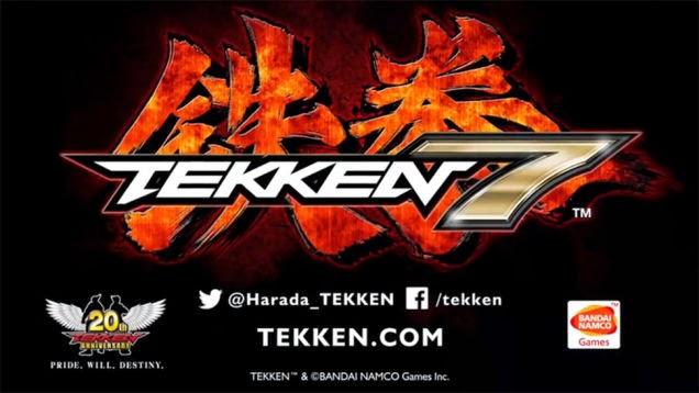 Tekken 7 Announcement Release Date Gameplay
