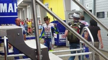 Rossi en Alemania 2010