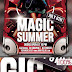Magic Summer Flyer PSD Template