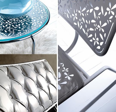 Meja dan Kursi Modern yang Trendi 5