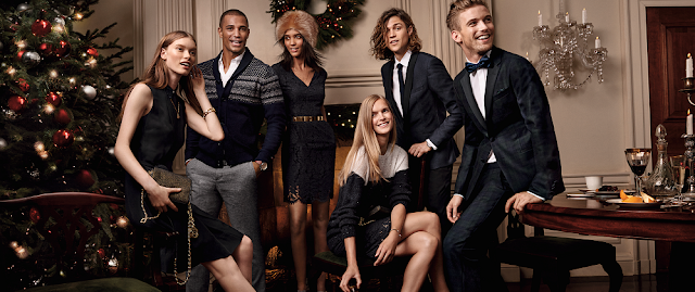 Tommy hilfiger, Tommy Hilfiger Tailored, Feliz Navidad, Navidad 2015, Suits and Shirts, Tommy Hilfiger Sportswear, The Hilfigers, Holiday 2015,