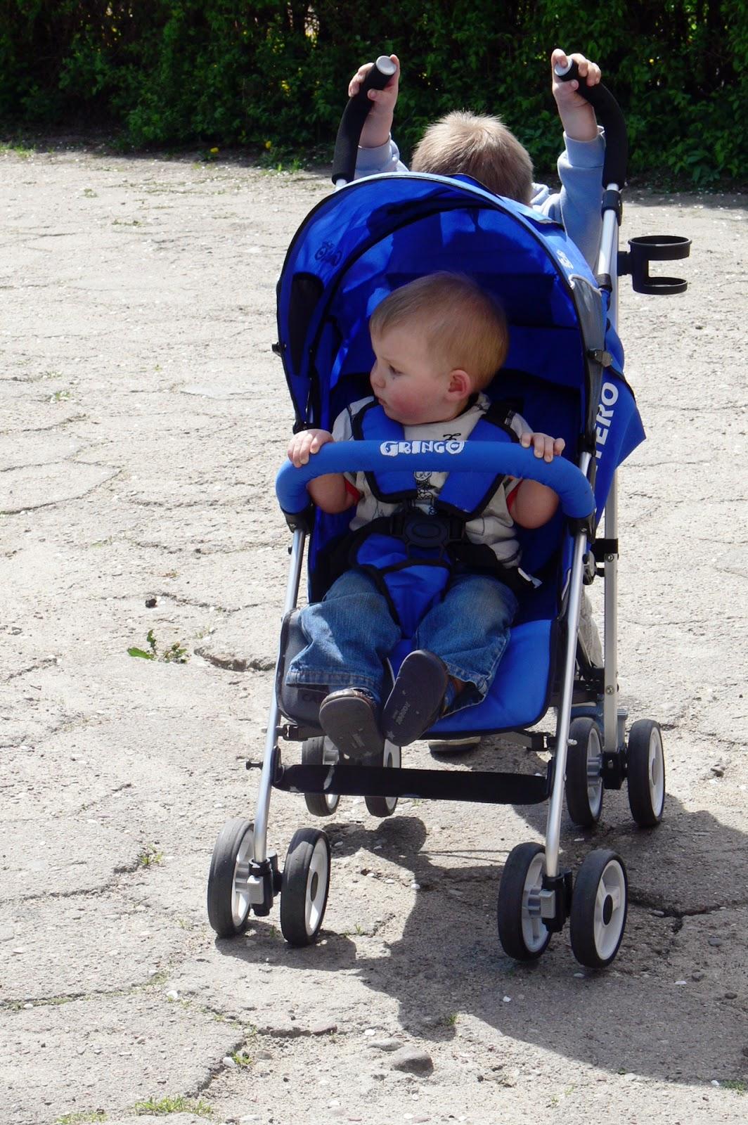 wózek Caretero Gringo