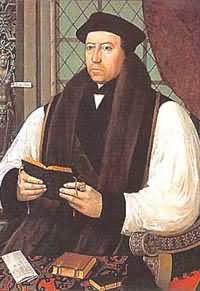 Santo Thomas Cranmer