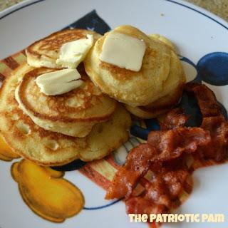 Fresca Pancakes