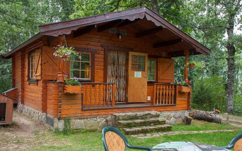 Paso a paso c mo construir una caba a de madera - Como hacer una cabana de madera ...