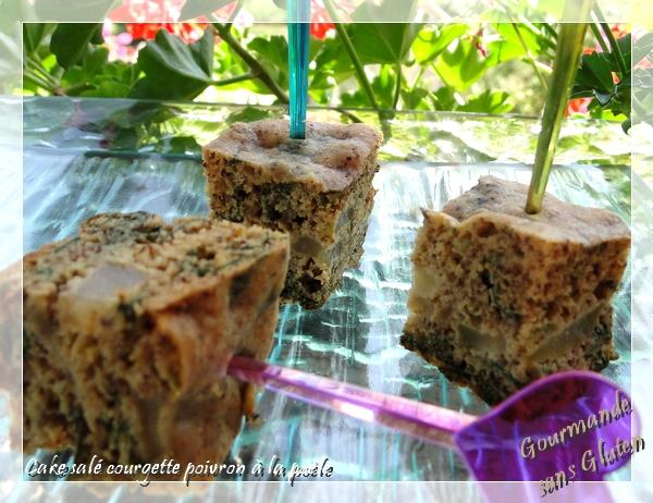 Cake Sal Ef Bf Bd Poivron