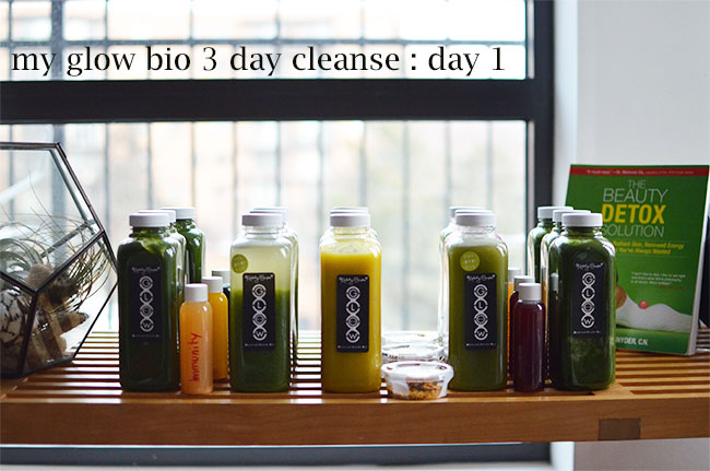my glow bio cleanse review - www.tomorrowtodayblog.com