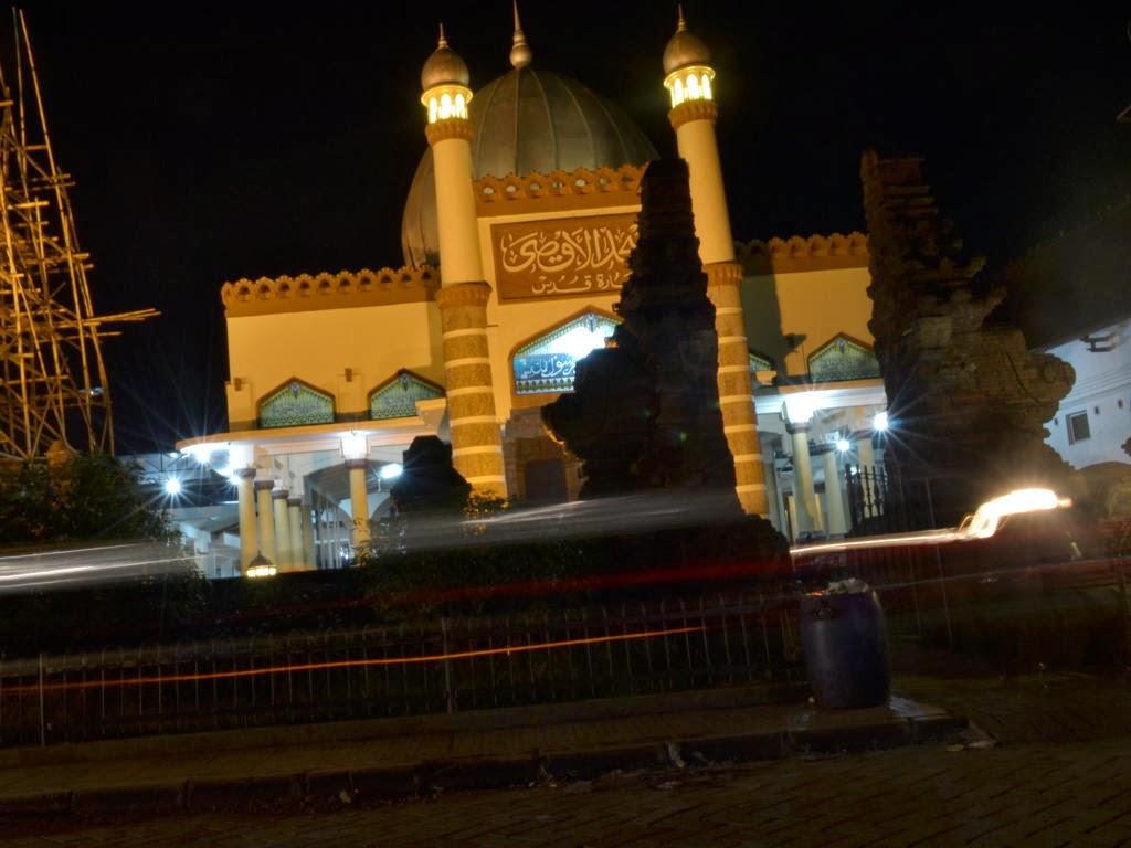 Masjid Al Aqsa Kudus