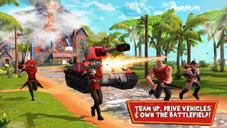 Blitz Brigade Hd Gameloft Android Game