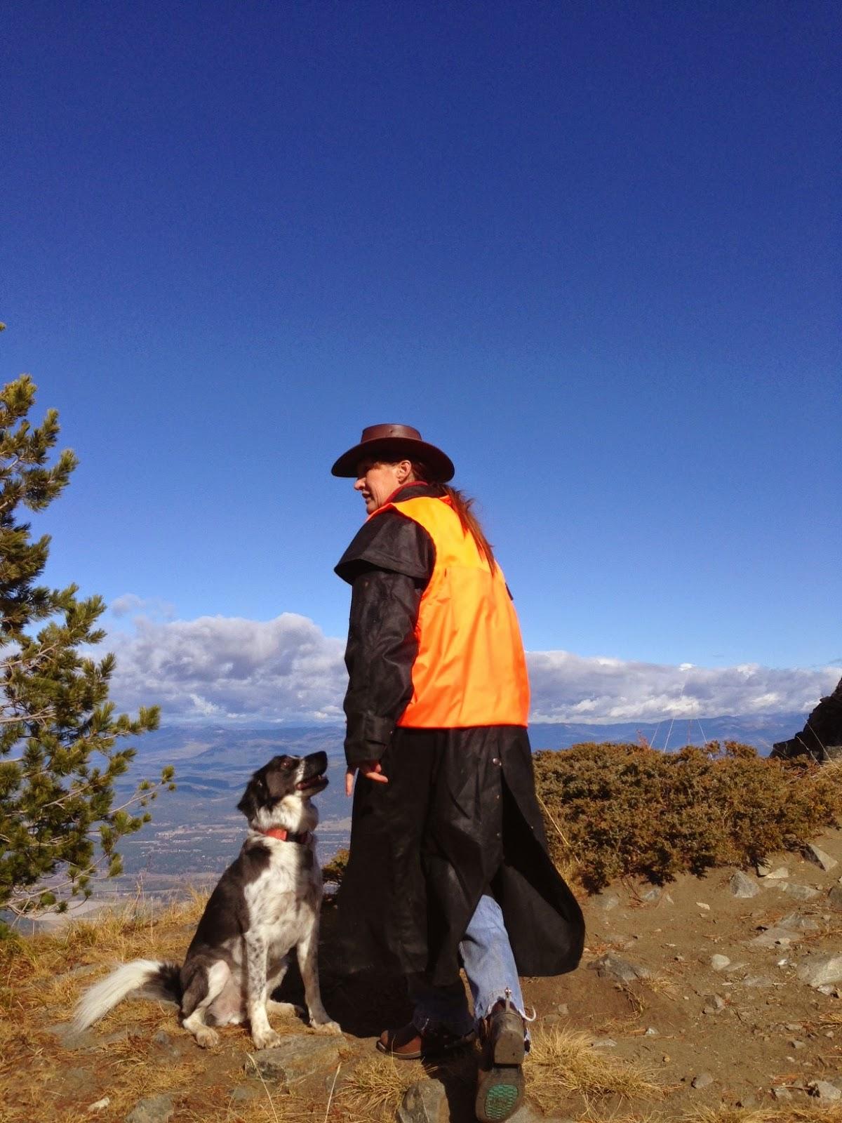 High Mountain Ridge, Idaho - 10/2104