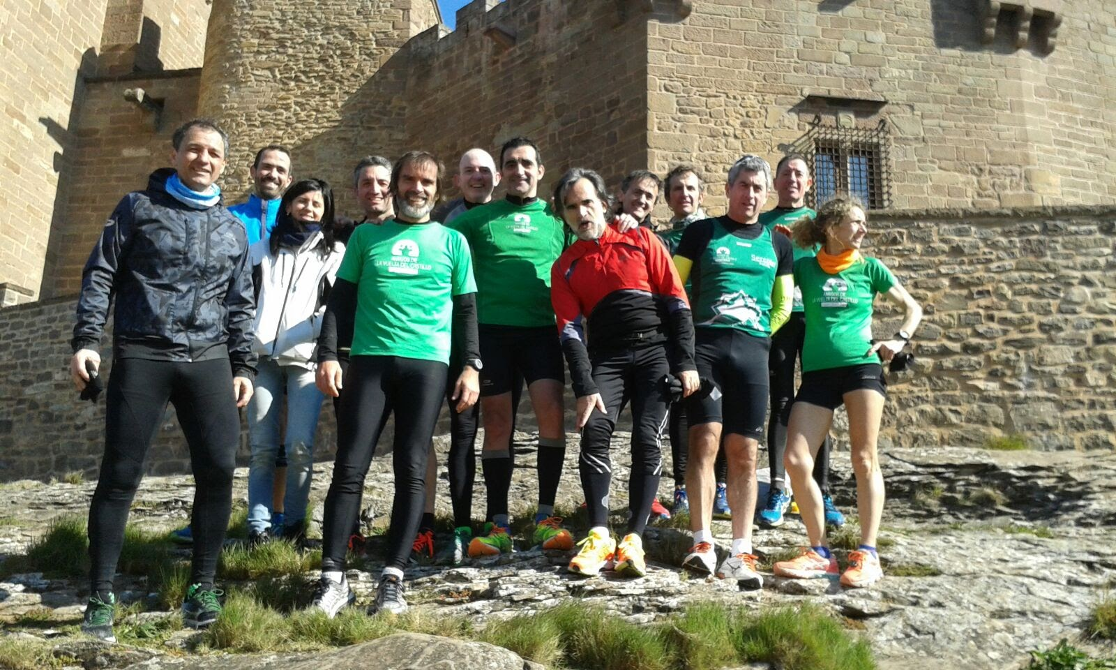 Amigos de la Vuelta del Castillo, de Javierada