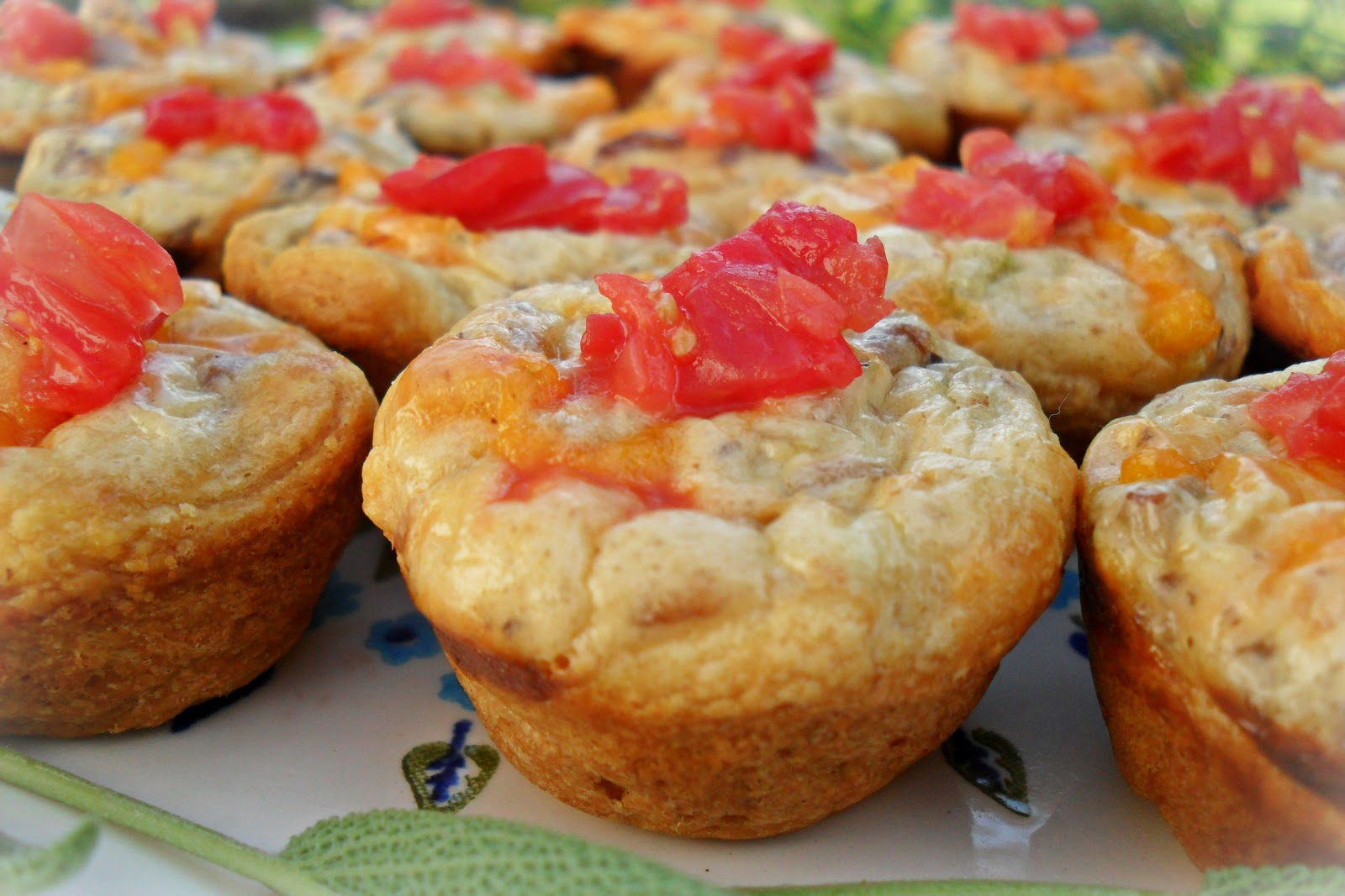 Candid Cooking: Bacon Quiche Tarts