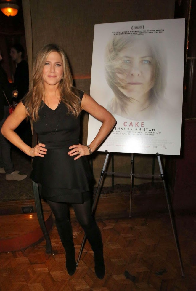 Jennifer Aniston – CAKE Party for Jennifer Aniston in Hollywood